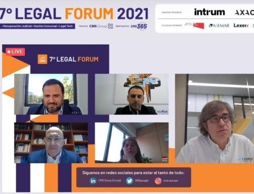 Anteproyecto de Ley de Medidas de Eficiencia Procesal del Servicio Público de Justicia: 7º Legal Forum